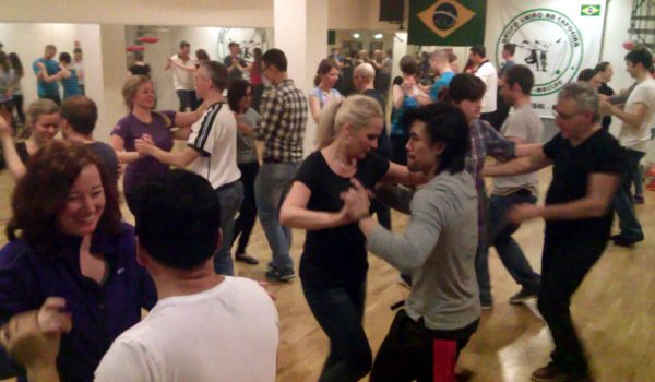 Salsa Beginner Course
